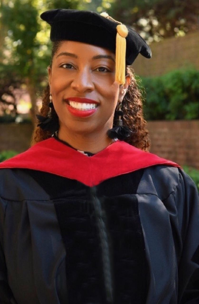 Learn more about Dr. Ashanti Holley