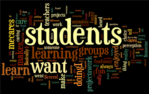 Students-want