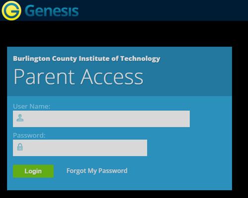 Genesis Parent Access Parent Portal