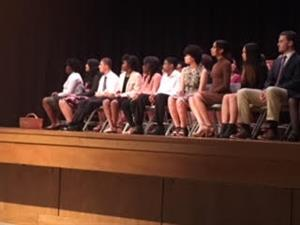 Westampton NHS Induction (2) 2017