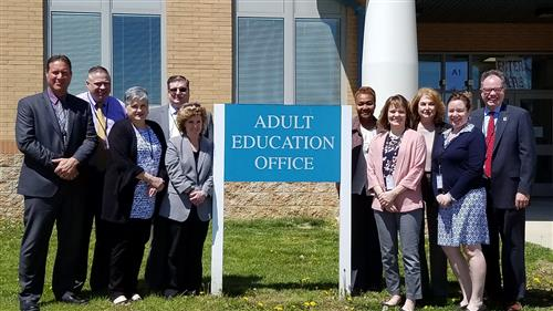 Middle States Accreditation Team