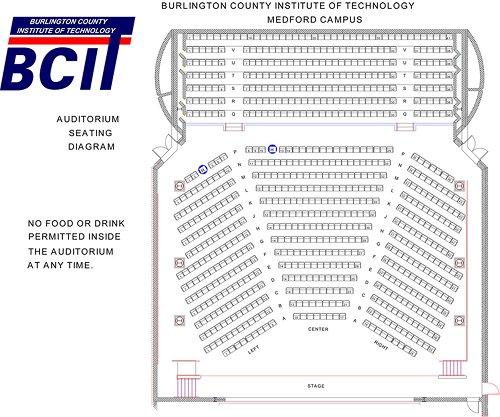 Performing Arts Center    Performing Arts Center Diagram